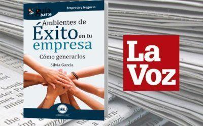 El 'GuíaBurros: Ambientes de éxito en la empresa' en La Voz de Almería
